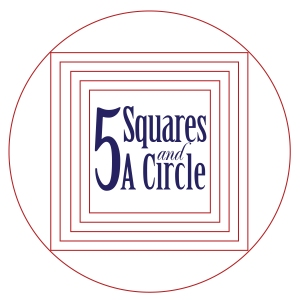 Five Squares & A Circle Logo