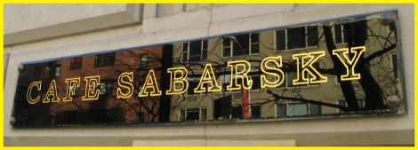 Neue Galerie Cafe Sabarsky Good Food Fifth Avenue