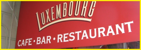 Cafe Luxembourg Upper West Side Lincoln Center Good Food