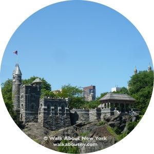 Central Park Walking Tour, Walk About New York, Central Park, Belvedere Castle, Vista Point, New York City, walking tour, guided walking tour
