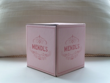 Mendl's Wes Anderson's The Grand Budpest Hotel