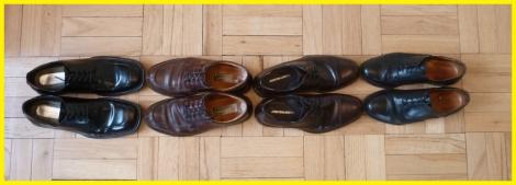 Walking Manhattan shoes
