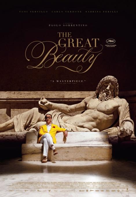 La Grande Bellezza, The Great Beauty, Academy Award winner, Rome, Fellini
