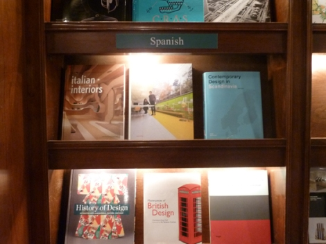 Book, Spanish, publishers, sale, Rizzoli's