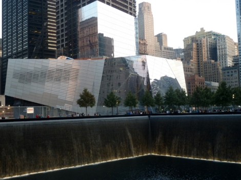 9/11, Memorial Museum, World Trade Center, Michael Arad