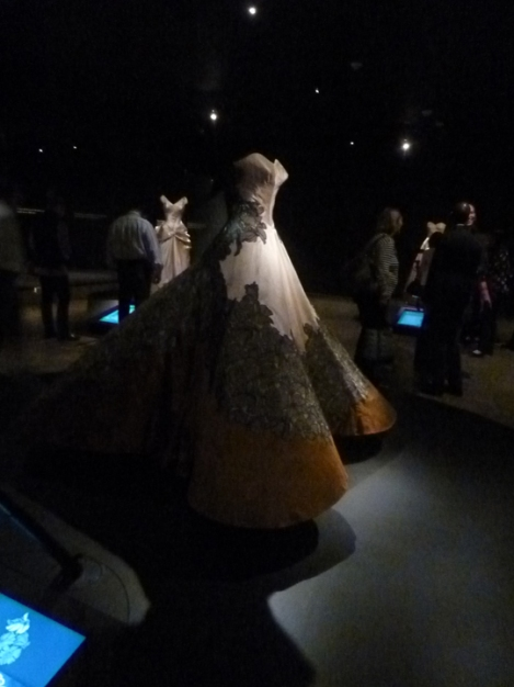 Metropolitan Museum of Art, Costume Institute, Charles James, ball gowns, Clover Leaf Dress, high fashion