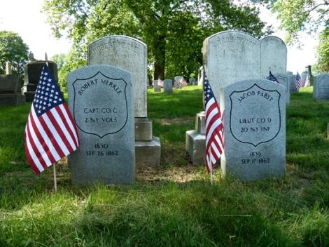 Memorial Day, Green-Wood Cemetery, Brooklyn, Civil War, Poetry