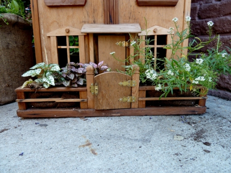 Gardening, Dollhouse, Plants, Greenwich Village, West 10th Street, New York City, Walking Tour
