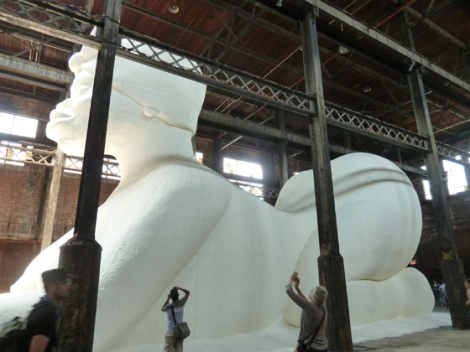Sugar, Brooklyn, Domino Sugar, Kara Walker, Metropolitan Museum of Art, Williamsburg, Havemeyer Collection, Art, Public Art