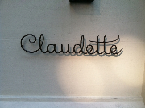 Claudette, French restaurant, Provençe, Dinner, Fifth Avenue, Greenwich Village