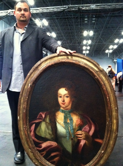 Antiques Roadshow, New York Edition, Mark Walberg, Leslie Keno, Antiques, Jacob Javits Convention Center, Big Apple