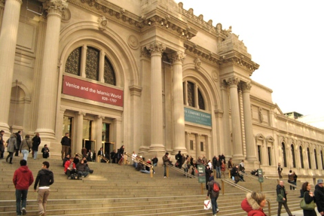 GuideAdvisor, Metropolitan Museum of Art
