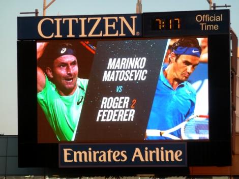 Tennis, U.S. Open, Arthur Ashe Stadium, Roger Federer, Unisphere, Champions, Flushing Meadows Corona Park, #1 Tennis Player, USTA Billie Jean King National Tennis Center