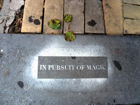 Magic, Greenwich Village, Greenwich Village Walking Tour, Johann Wolfgang von Goethe, Norman Vincent Peale, Commodore Oliver Hazard Perry