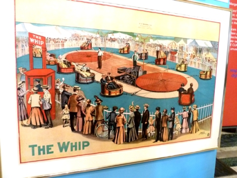 Green-Wood Cemetery, William F. Mangels, Coney Island, The Whip, Pocono Shooting Gallery, Wizard of Eighth St., carousel, cemetery, Historic Chapel