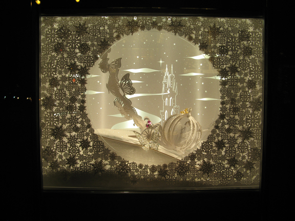 Tiffany & Co., Jewelry, Christmas Windows, December