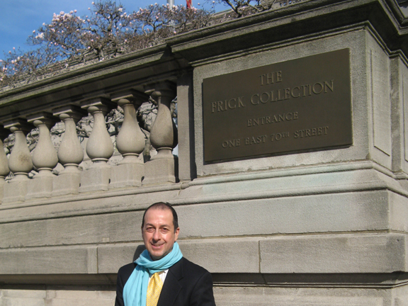 The Frick Collection, Fifth Avenue, Henry Clay Frick, E. 70th St., Sign