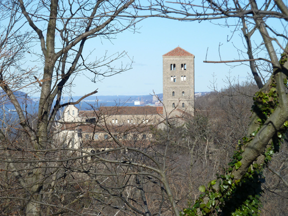 The Cloisters, Fort Tryon, Rockefeller, Medieval Art, Metropolitan Museum of Art