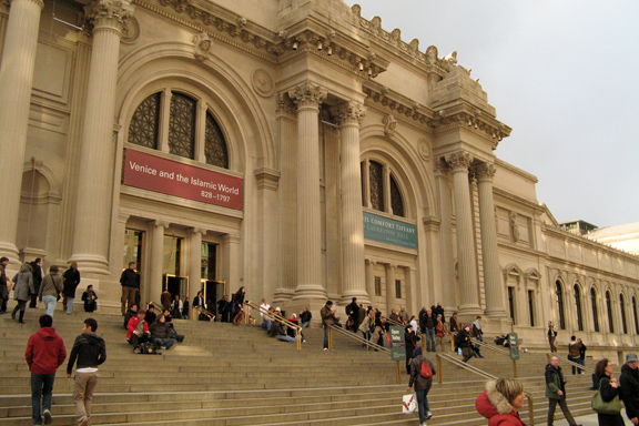 Metropolitan Museum of Art, Fifth Avenue, art, museum