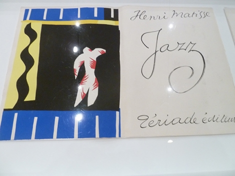 Henri Matisse, MoMA, Museum of Modern Art, Cutouts, Colorful, Abstract, French, Art Exhibit, New York, Jazz, Book