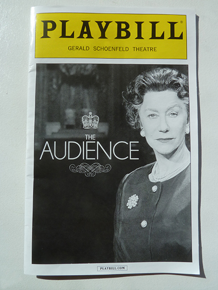 Queen Elizabeth II, The Audience, Helen Mirren, Peter Morgan, Broadway, Drama, Comedy, Stage Play, Play, British, England, English, Winston Churchill, Margaret Thatcher, Tony Blair