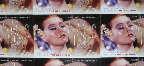 The Tales of Hoffmann, Michael Powell, Emeric Pressburger, Martin Scorsese, Opera, Warner Brothers Motion Picture Imaging, Movies, Classics, 1951, Moira Shearer, Film Forum, New York