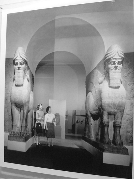 Metropolitan Museum of Art, Ashurnasirpal II, ISIS, Lamassu, Assyrian Christians, John D. Rockefeller Jr., New York, Austen Henry Layard, Syria, Standard Inscription
