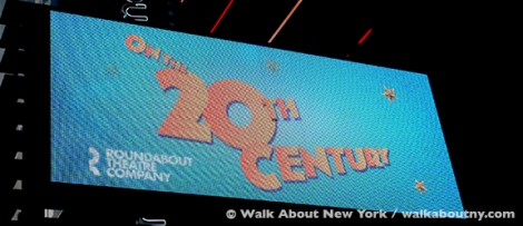 Broadway Musical, Peter Gallagher, On the Twentieth Century, Train, Kristin Chenoweth, Tony Awards, Andy Karl, Revival, Twentieth Century Limited,