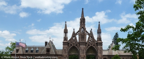 Green-Wood Cemetery, Gay Pride, Gay Graves Tour, Channel 12, Time Warner, Brooklyn, National Historic Landmark