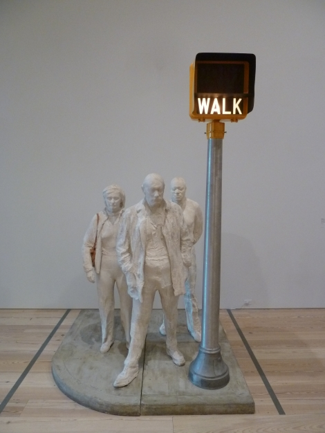 A 'Walk' in The Whitney