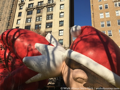 Macy's, Thanksgiving Day, Thanksgiving Day Parade, Balloons, Helium, Central Park West, Inflate, Parade, New York City, Elf on the Shelf