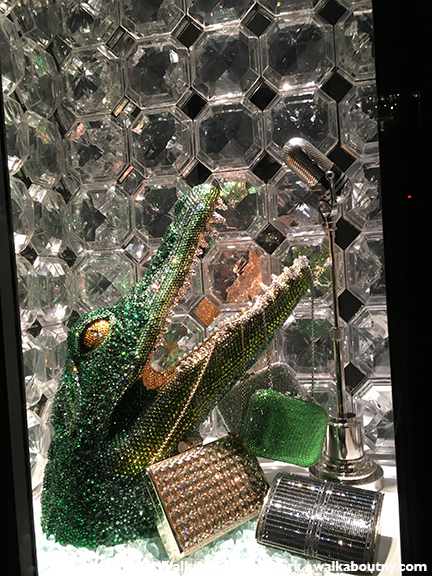 Macy's,Saks Fifth Avenue,Harry Winston, Tiffany & Co., Bergdorf Goodman, Barneys, Christmas, Windows, Window Decoration, Swarvosky,Crystal,Brilliant