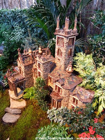 New York Botanical Garden, the Bronx, Model Trains, Trains, Enid A. Haupt Conservatory, Applied Imagination, Paul Busse, New York, Alexandria, Kentucky