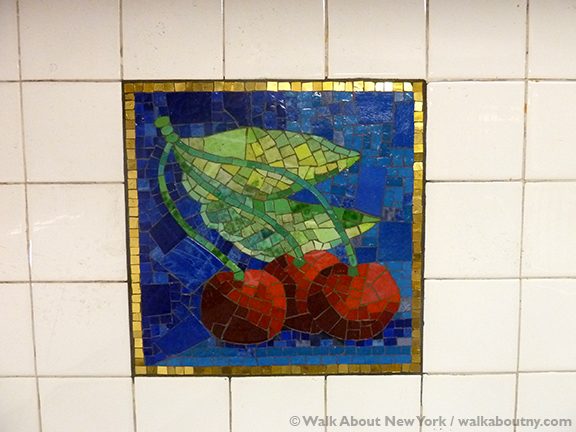 Subway Art Tour Two, Walk About New York, New York City, New York Subway, Subway Art, Delancey St.
