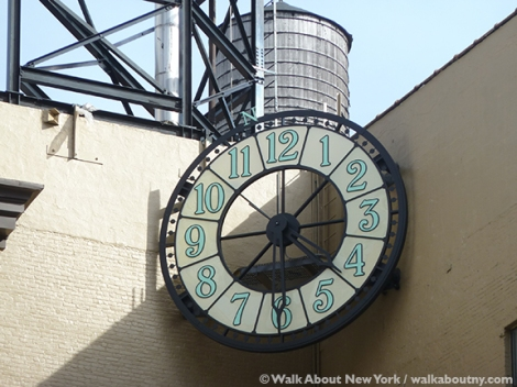 Clock, Time, New York, Walk About New York, Timepiece, Clocktower, Clockface