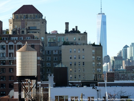 Water Tank, Rosenwach Tank Co, Water, New York Symbol,