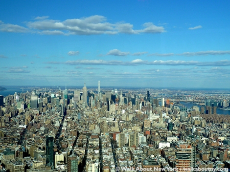 One World Trade Center, 9/11, Twin Towers, 9/11 Memorial, See Forever, One World Observatory, Downtown Manhattan, 50 Mile Views
