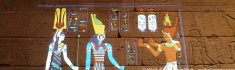 Walk About New York, Temple of Dendur, Metropolitan Museum of Art, MMA, Color, Jacqueline Kennedy Onasis, the Met, MediaLab, Caesar Augustus, Egypt, Hathor, Horus, Egyptian