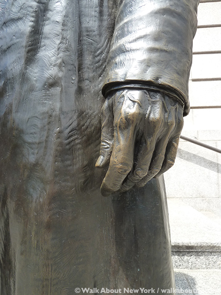 Abraham Lincoln, StudioEIS, New-York Historical Society, Ivan Schwartz, Bronze, Central Park West, New York City, Cooper Union, Ford's Theater, Top Hat, Gettysburg, Brooklyn, Lincoln Cottage, Washington, D.C., Honest Abe