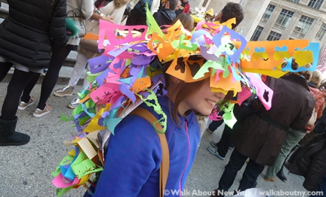 New York Easter Parade Paper Hat