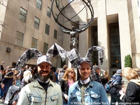 New York Easter Parade Rabbit-Ear Hats