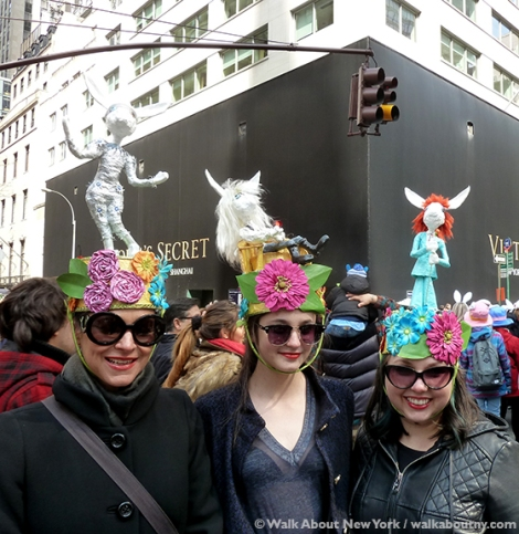 New York Easter Parade Bunny Hats