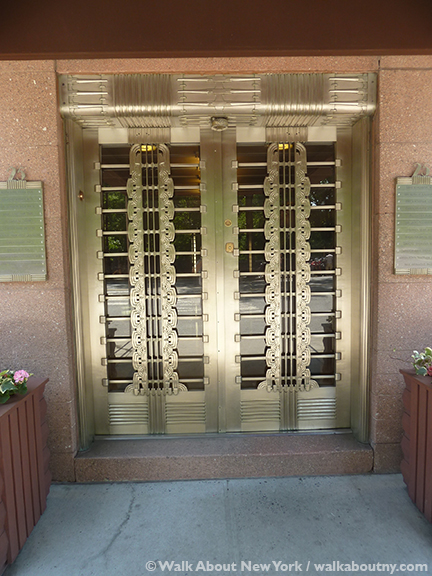 The Century, Central Park West, Apartment Building, Irwin Chanin, Art Deco, Architecture, Central Park Walking Tour