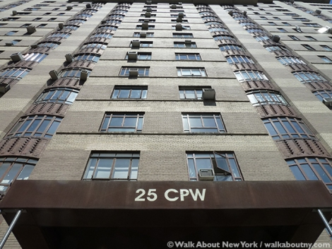 The Century, Central Park West, Apartment Building, Irwin Chanin, Art Deco, Architecture