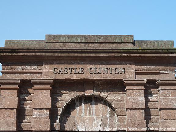 Walk About New York, Downtown Manhattan Walking Tour, Charging Bull, Wall Street, Lower Manhattan, New Amsterdam, Castle Clinton, DeWitt Clinton