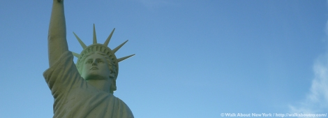 Statue of Liberty, Brooklyn, Brooklyn Museum of Art, Replica, Gay Graves Tour, Walking Tour, New York City, Guided Tours, New York Vacation