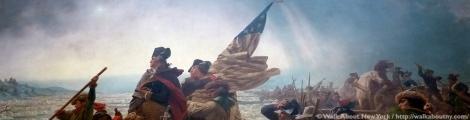 Emanuel Leutze, Washington Crossing the Delaware, Christmas 1776, American Revolutionary War, Metropolitan Museum of Art