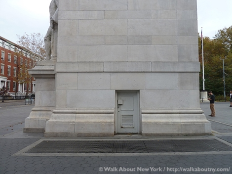 Washington Square, Washington Arch, Greenwich Village, Marcel Duchamp, Bohemians, Greenwich Village Walking Tour, John French Sloan, January 23, 1917, Arch Conspirators, New York