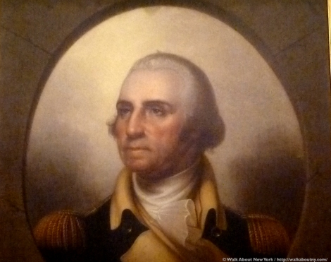George Washington, New York Pulbic Library, Rembrandt Peale, Portrait