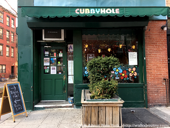 Gay Bar, Greenwich Village, Bar Crawl, Walk About New York, Guided Walking Tour, Gay History, Cubby Hole, Lesbian Bar